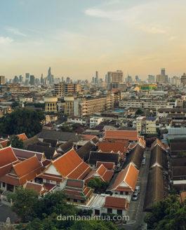 Itinerario 3 semanas en Tailandia
