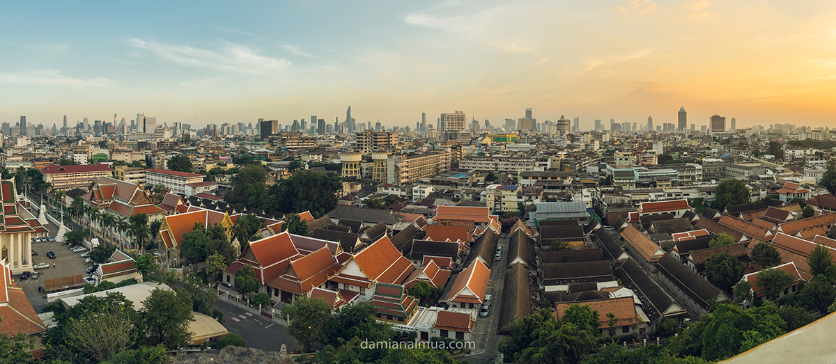 Skyline Bankgok